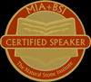 Marble Institute of America Certified Speaker